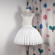 Cosplay - Lolita Lolita daily fishbone adjustable violence Carmen petticoat soft sister skirt