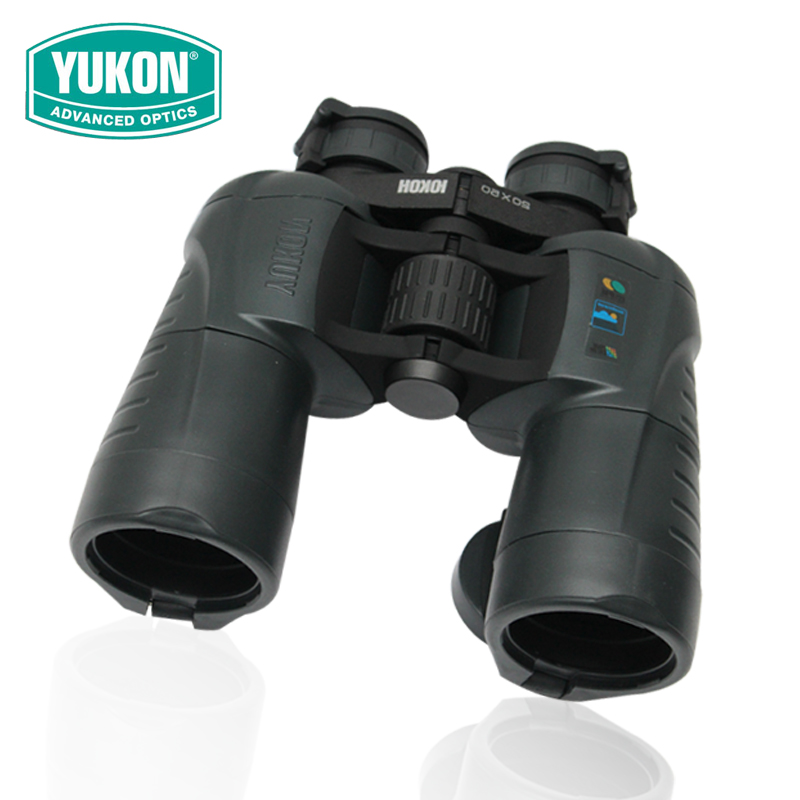 YUKON Yukon 20x50 Real 20x Binocular Telescope High HD 22025