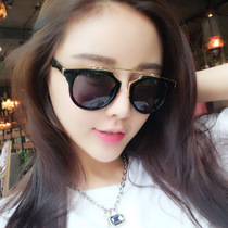 Cat 's Eye toad sunglasses sunglasses CatEyeMirror Sunglasses