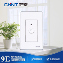 Zhengtai switch Socket Type 120 new9e series Zhengtai Socket Zhengtai Touch delay switch
