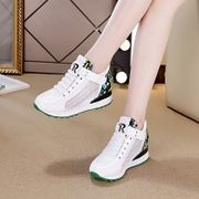 In summer, white sports shoes cover foot increases white shoes, women's shoes, summer 2017 new style net shoes, breathable casual shoes
