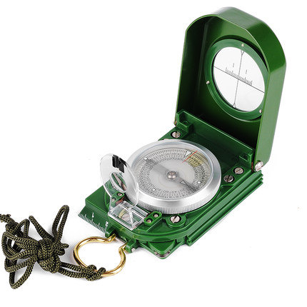 The 41th factory 80 type compass / compass / number / box / with luminous / export Europe and the United States brand new