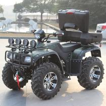 Speed Sazongshin 250 water-cooled beach axle drive four-wheeled motorcycle big bull cross-country four-wheeled beach car