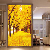 New diamond painting gold floor diamond cross stitch living room full drilling large landscape series Diamond Embroidery Agent