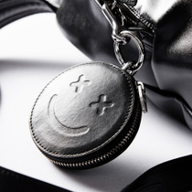 Ruins Z7600] must lose tone small thing smile 0 wallet backpack small Pendant