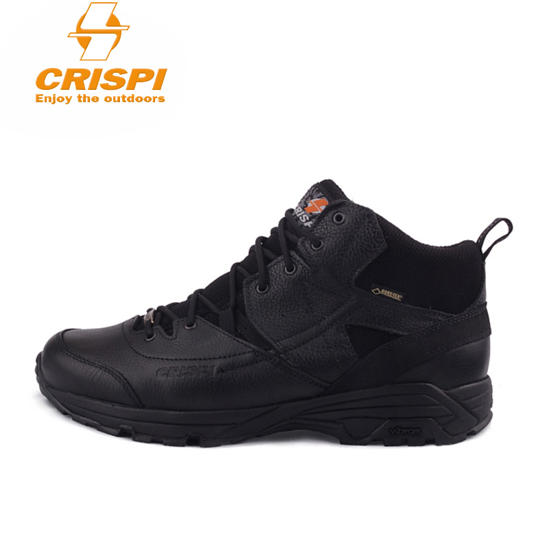 CRISPI SPY MID UNI GTX Mid Slip Wearable Warm Hiking Shoes