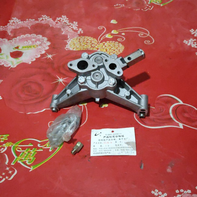 Suitable for Sichai 6110 6113 engine engine engine oil pump inventory brand new