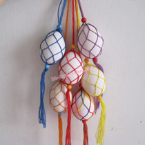 Handmade Duck Egg Net with Summer Egg Bag and Mid-Autumn Festival Egg Cage
