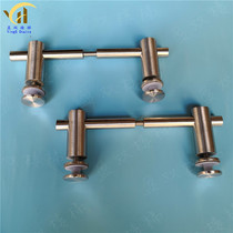 Stainless steel staircase Accessories railing Handrail Connector column Glass fixture column Pendant Guardrail accessories