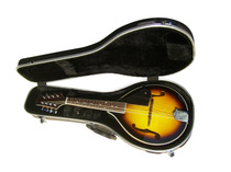 All-single-board solid wood hand-crafted M40S give ABS piano box eight-string mandolin Western instrument mandolin