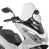 Italy GIVI for five Sheep Honda PCX150 elevated modified windshield 2018-2020