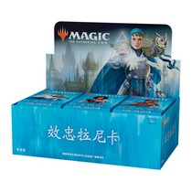 Magic Supplemental Package Allegiance Lanica Jane in the whole box 36 packets sent big picture flash