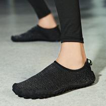 Gym intérieur sport chaussures tapis roulant chaussures mâle sportif Vélo Chaussures de yoga chaussures femmes pieds nus chaussures de course