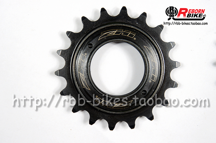 ZHI-108 Rolling 18T Tooth Flywheel Wheeler/BMX/Streetcar/Climbing Bicycle Accessories VIPER/ECHO