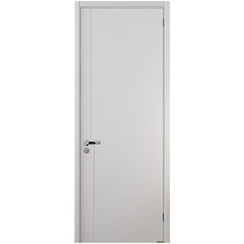 TATA Simple Bedroom Door Indoor Living Room Room Door Set Door s061 (樘 color to shop consultation)