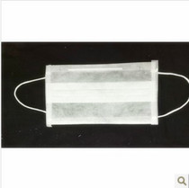 Disposable mask white Two-layer non-woven fabric 50 box