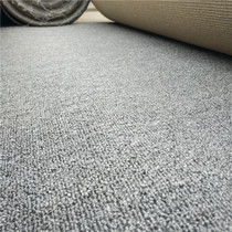 Shanghai grey smoke Grey light grey flame retardant Fireproof Carpet Factory Workshop warehouse resistant to Dirty soundproof anti-static carpet