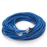 20 meters cable broadband network cable finished computer network cable over five with crystal head