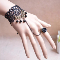 Lace Bracelet Vintage wristband Jewelry lingerie accessories Gothic style fashion Europe and the European hot jewelry