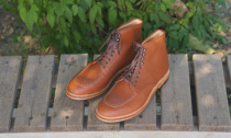 (shonest) indy boots Goodyeot old mens boots ancient tanker boots