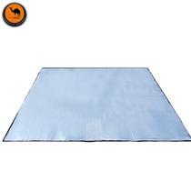 Free boat camel moisture-proof pad outdoor picnic cushion Picnic camping Excursion mat Grassland Aluminum film moisture-proof pad