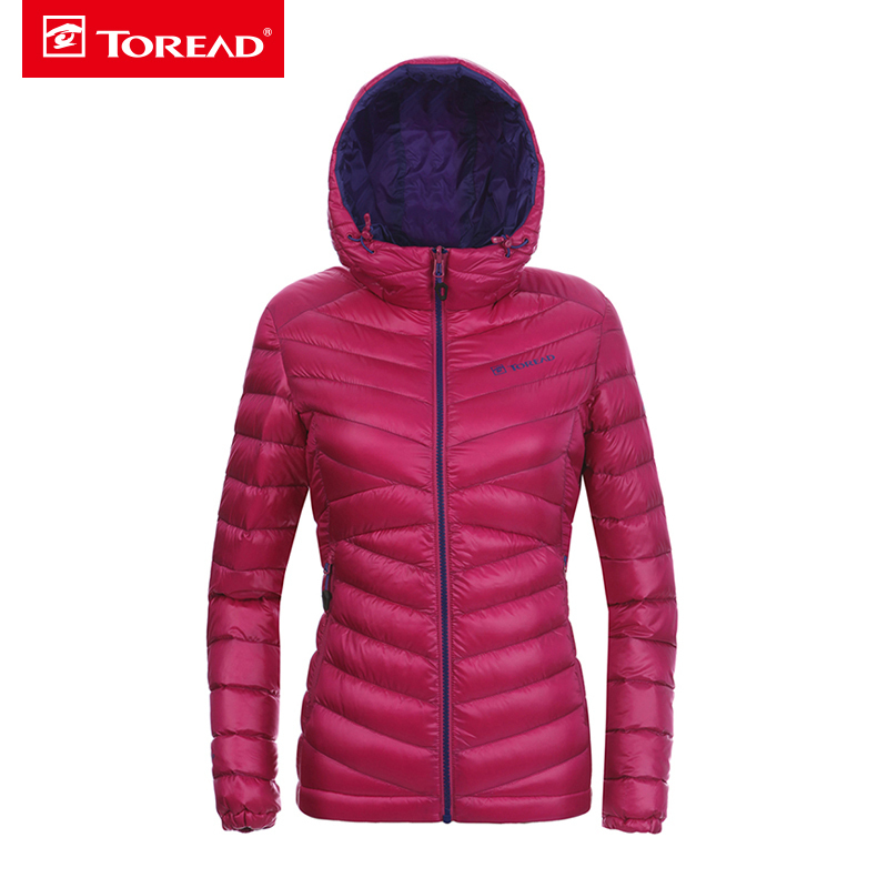Pathfinder autumn and winter new couples men and women lightweight jacket down jacket warm coat HADE91145/92150