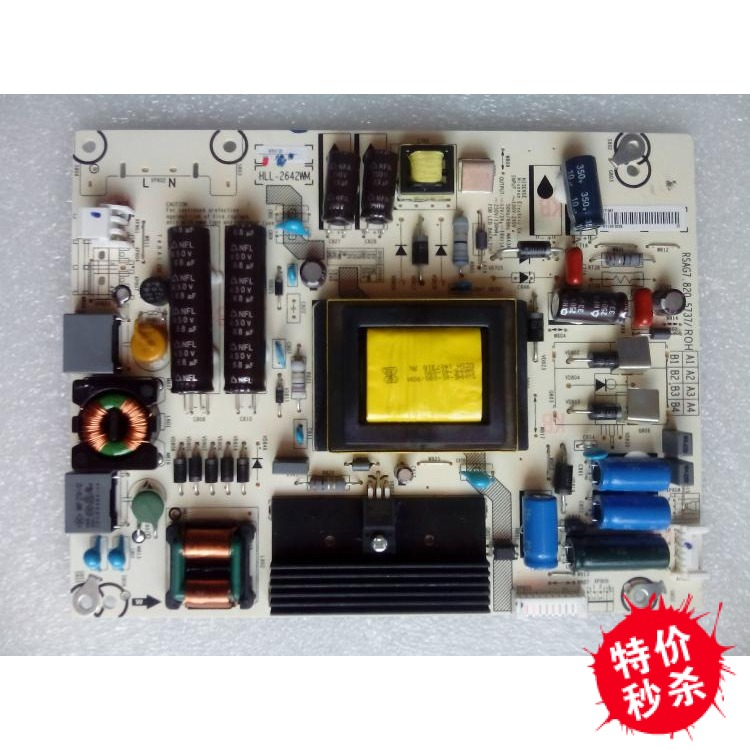 RSAG7.820.5737/ROH, the original non-substitute Hitachi LED power board