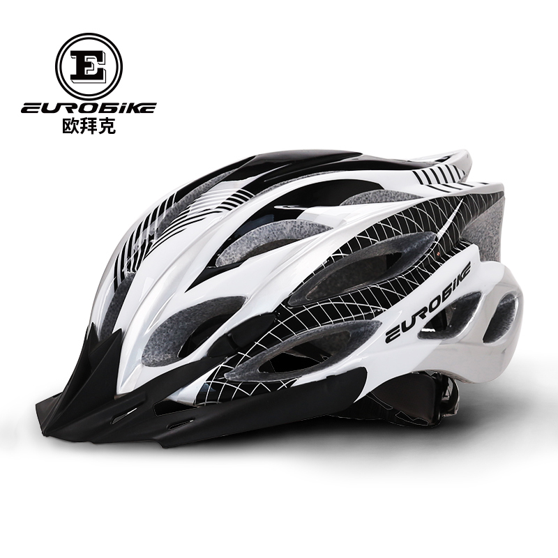 Ou Baike bicycle riding safety helmet men and women riding safety equipment