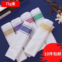 White cotton mouth cloth wiping Cup cloth wiping Cup special cloth wiping cloth absorbent can not afford to lose hair red wine cup Cup cloth