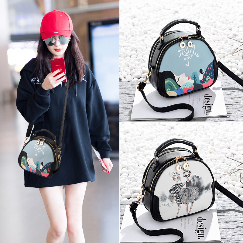 Autumn blockbuster net red small bag lady bag 2019 new fashion Baitao Yang style lady single shoulder bag oblique Bag
