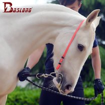 Quality Pegasus mouth armature with rope horse chewing horse mouth title eight feet Dragon Horse harness BCL327309