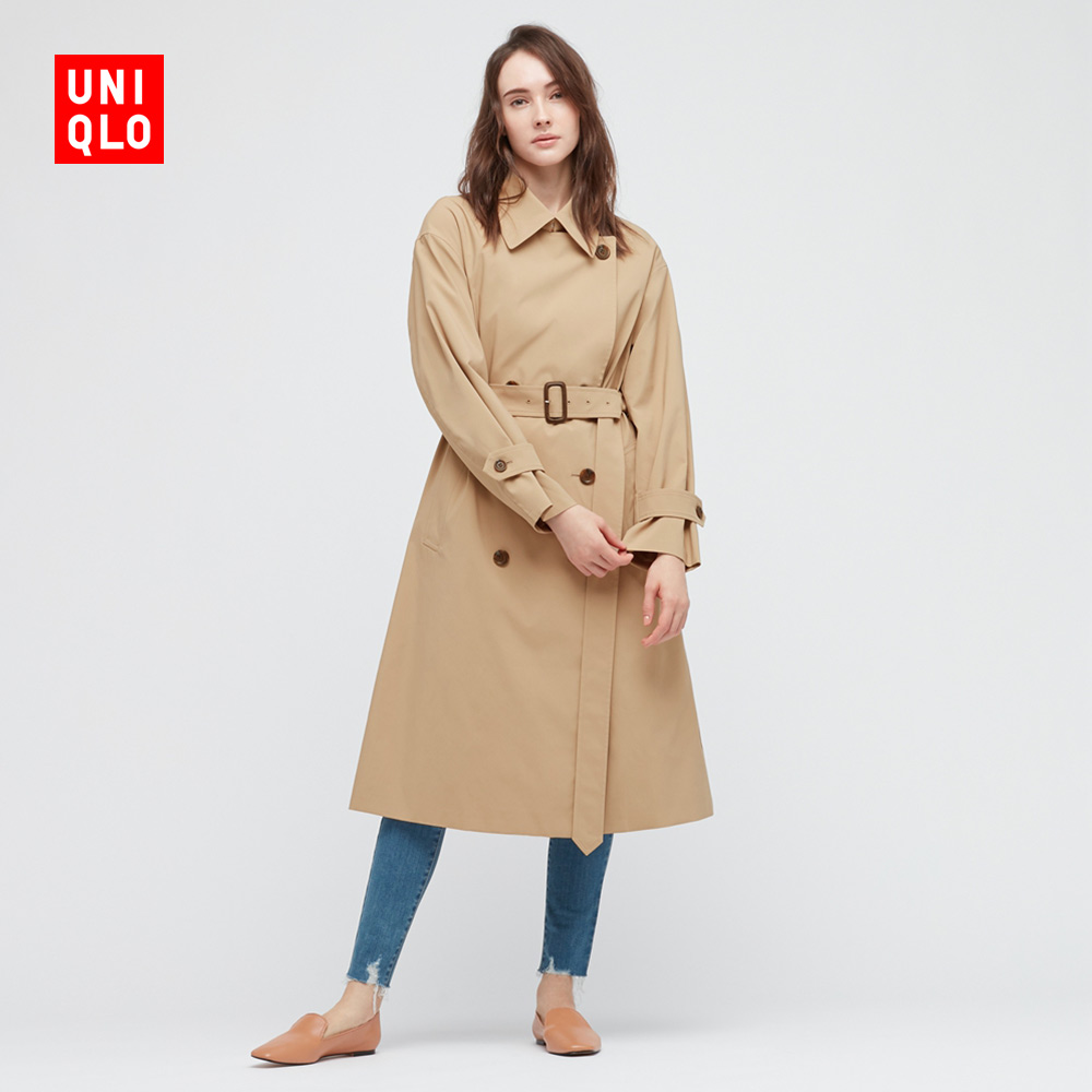 Uniqlo Womens Loose Windshield 433647 UNIQLO