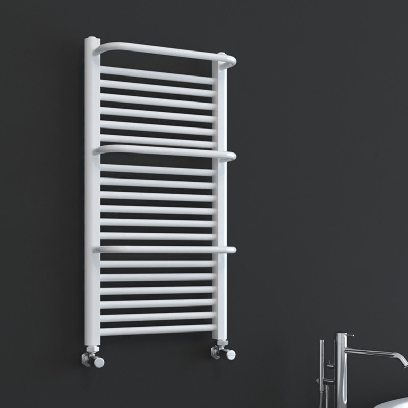 Sunrat Sanitary Warm Radiator Steel Heating Plate Basket Toilet Over-water Hot Towel Frame