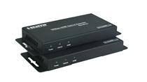 NS-F02 4K*2K HDMI 2.0 optical End machine HDR HDMI 4k60hz Fiber Booster transmitter