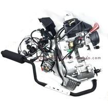 Homemade four-wheel kart atv car accessories GY6 gasoline engine stepless speed change 200CC built-in reverse engine