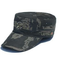 Outdoor jeep1941 Hat Army fan Black Hawk as a training cap men genuine distribution of summer Special Forces camouflage military cap