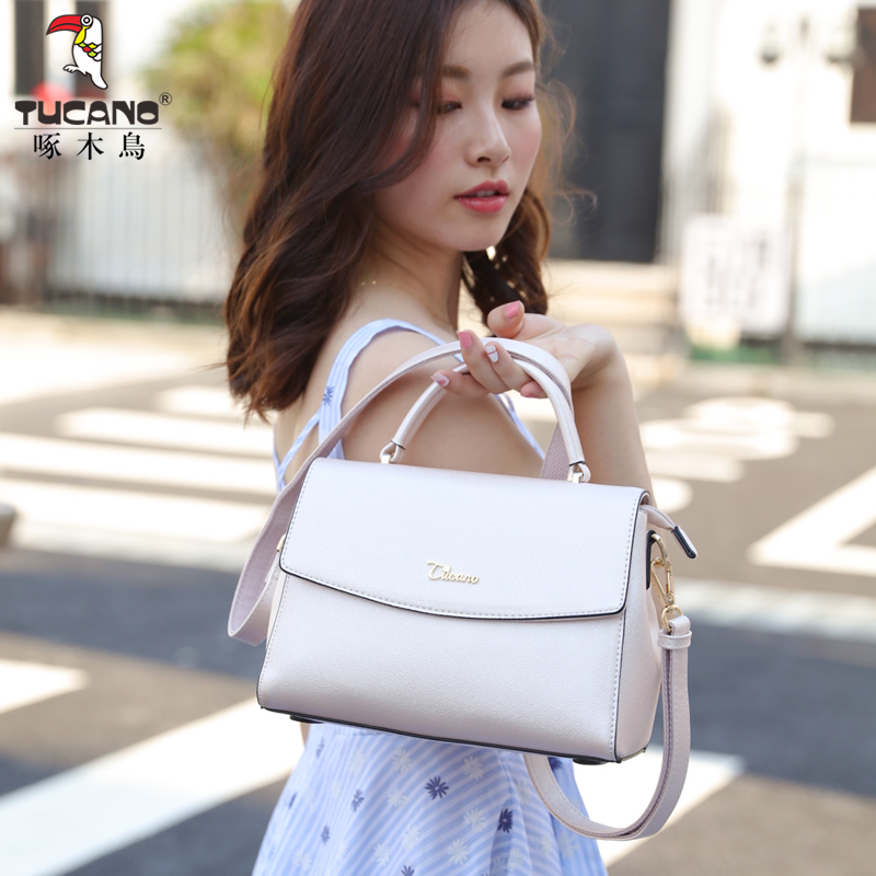 Woodpecker Girl Bag 2019 New Handbag Large Capacity Single Shoulder Bag