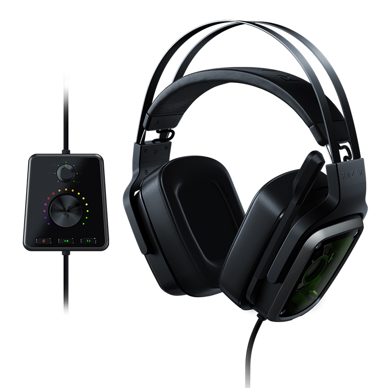 Razer/Ray Snake Dia Sea Fairy 7.1 V2 Headband Gaming Headset Computer Game Jedi Survival Headset