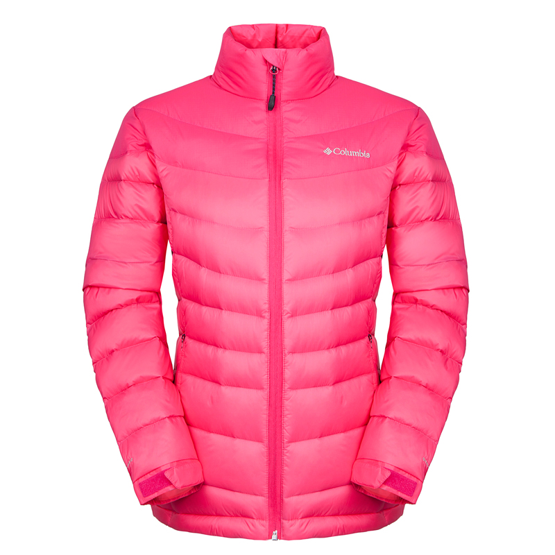 Clearance section Columbia Columbia female waterproof 700 Peng heat reflection easy to store down jacket PL5779