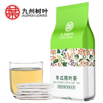 Lotus leaf tea winter melon lotus leaf tea pure dried rose tea bag bubble flower herbal tea bag combination natural decisive son