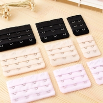 3 pack two three four five-breasted bra adjustable buckle extended lengthen buckle 4 growth underwear buckle 5 bra buckle 2