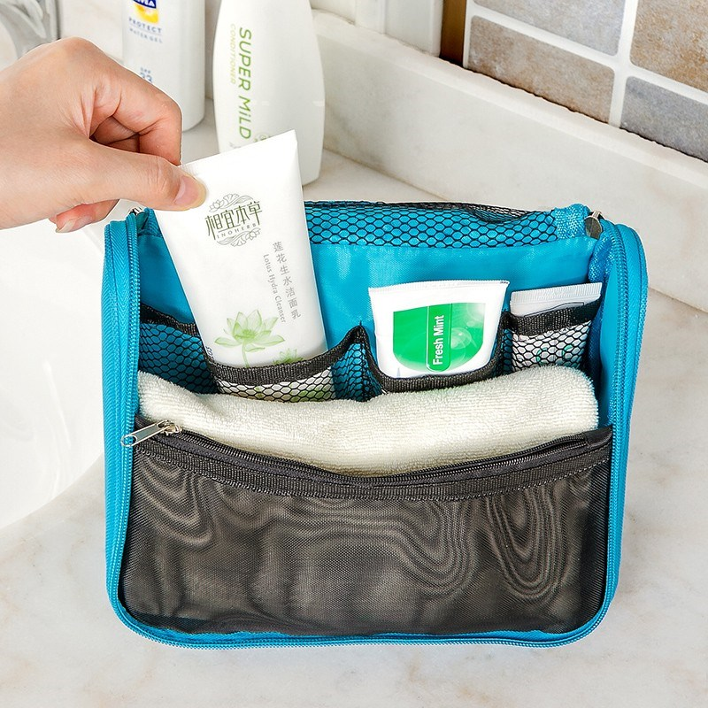 Cosmetic bag collection travel wash bag waterproof makeup bag wash bag travel travel outdoor collection supplies