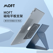 MOFT magnetic tablet stand Compatible with Miao control keyboard computer MagSafe horizontal and vertical multi-angle thin portable stand