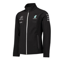F1 Chunqiu winter clothes charge custom jacket jacket Soft shell male AMG Team racing clothes work steam locomotive