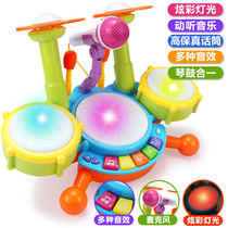 Infant 6-8-10-12 months early education toys baby 0-1-3 years old puzzle boy 9 girl gift 4