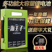 Lithium battery 12V large capacity 60ah power battery 80ah200AH high-capacity outdoor ultra-light battery lithium battery lithium battery