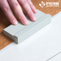Durable PVC latch stone-plastic laminate flooring tool paving knock-on brick-hooking SPC buckle type