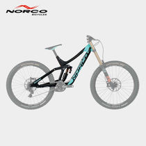 NORCO Nord Canada brand vehicle imports imported carbon fiber mountain frame Aurum