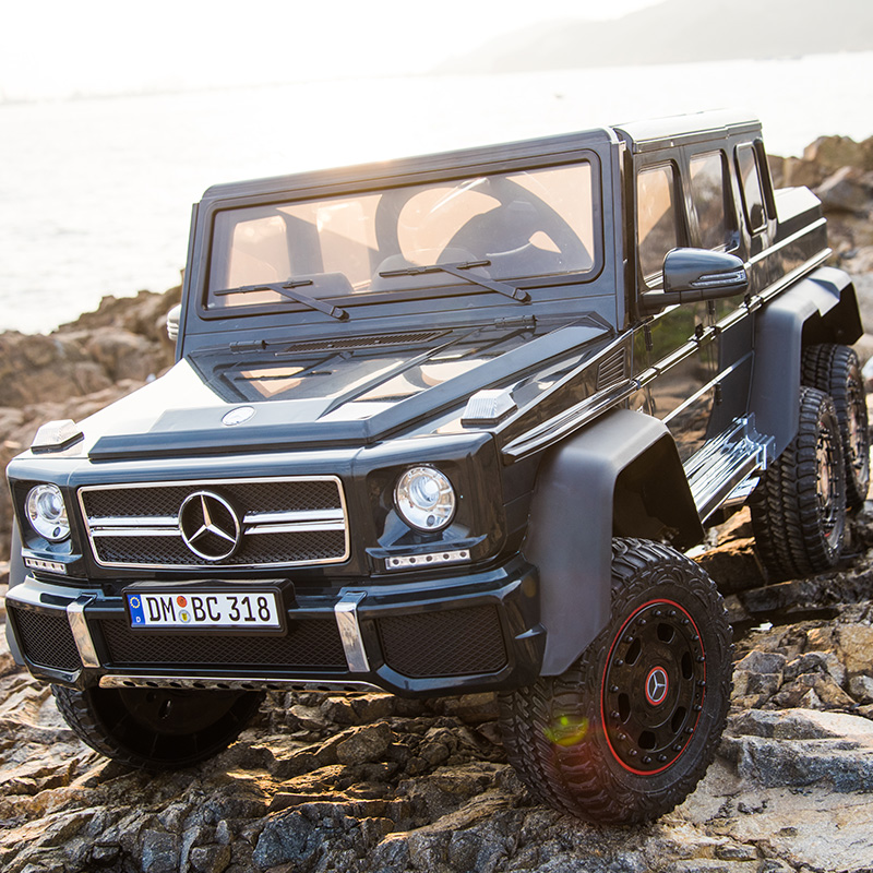 Mercedes-Benz Children's Electric Vehicle Four-wheeled Remote Control Off-road Vehicle