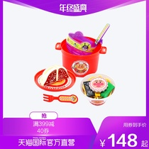 (direct) Japanese Anpanman Bread Superman Home Food toy Ramen package combination